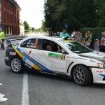 Sponsor al Rally Città di Scorzè 2014