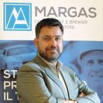 Cesare Burei Co-Amministratore Margas, Broker Assicurativo e Risk Management Consultant