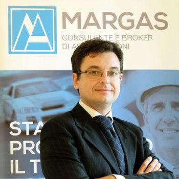 Nicola Burei broker assicurativo a amministratore Margas