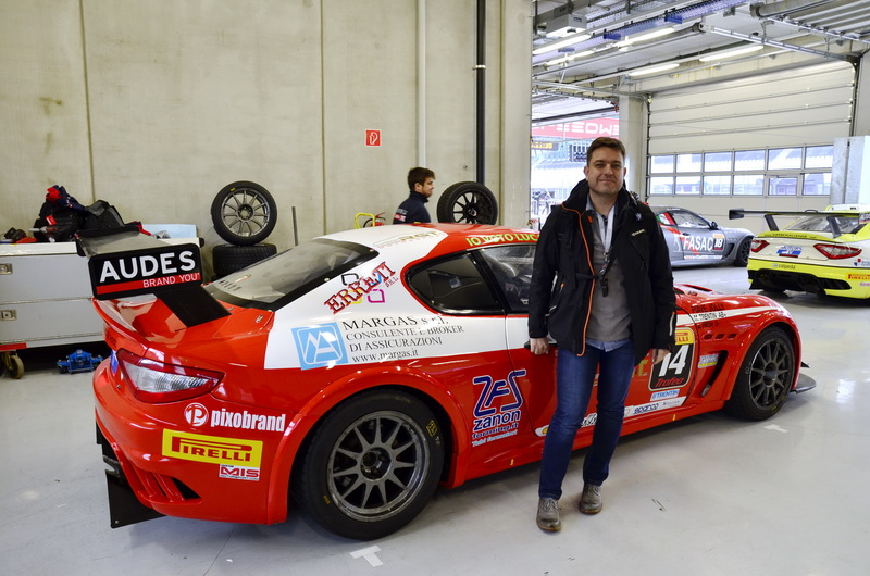 Margas - Trofeo Maserati World Series 2015
