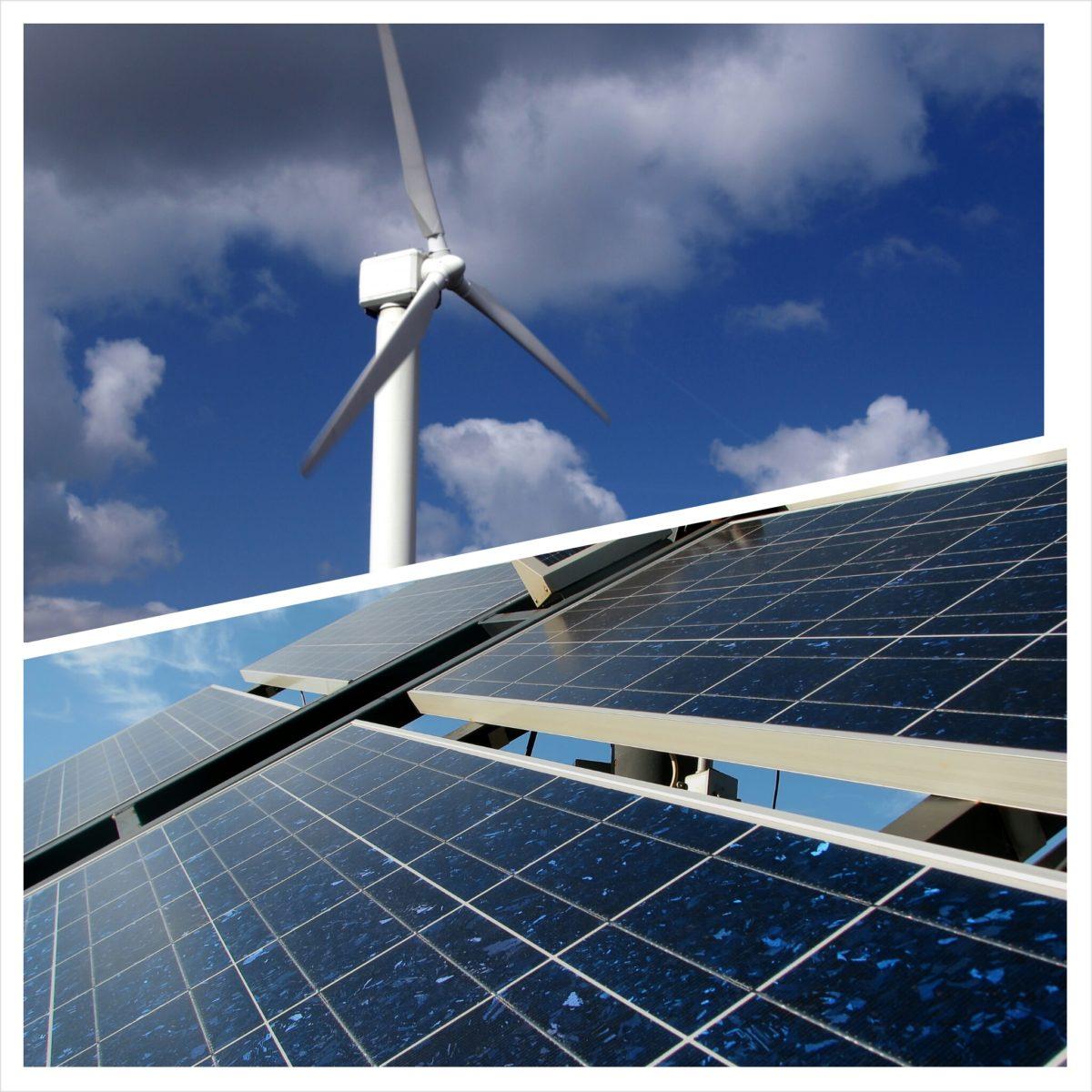 Energia rinnovabile. Assicura gli impianti di produzione!