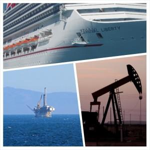 navi da crociera - settore oil&gas