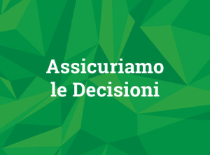 Margas assicuriamo le decisioni