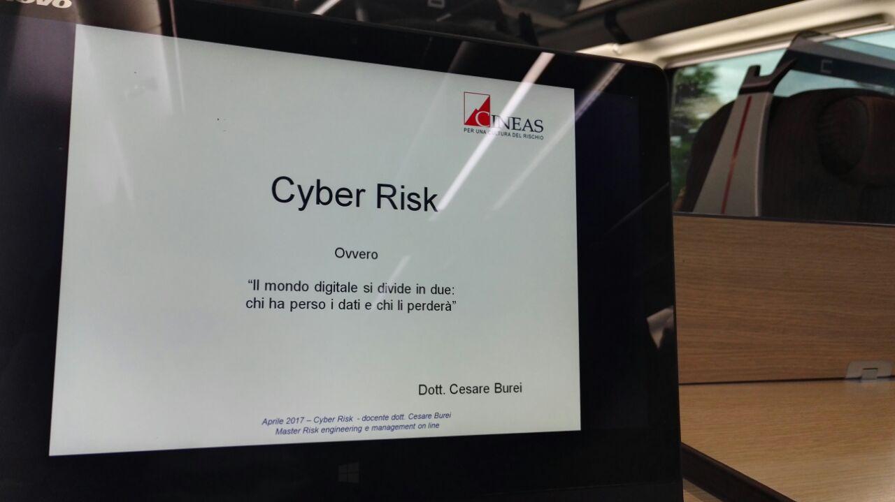 Computer insicuri e gestione assicurativa del rischio