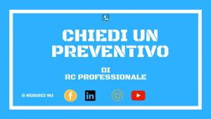 Richiesta preventivo di RC Professionale