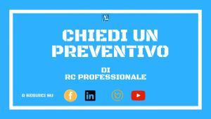 Richiesta preventivo di RC Professionale