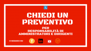 Chiedi preventivo D&O