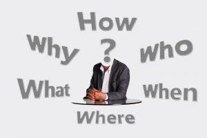 le domande contro il rischio professionale ICT