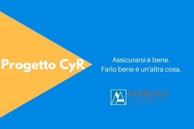 Progetto Cyr Cyber risk rischio informatico
