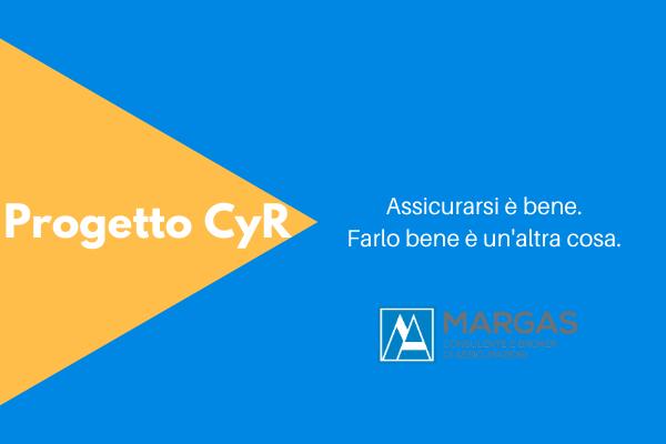 Progetto CyR: l'assicurazione del cyber risk secondo Margas