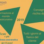 Margas: 2019, un anno per la cultura assicurativa e i rischi digitali